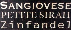 Zanon Zinfandel Wines