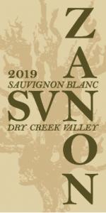 2019 Zanon Sauvignon Blanc
